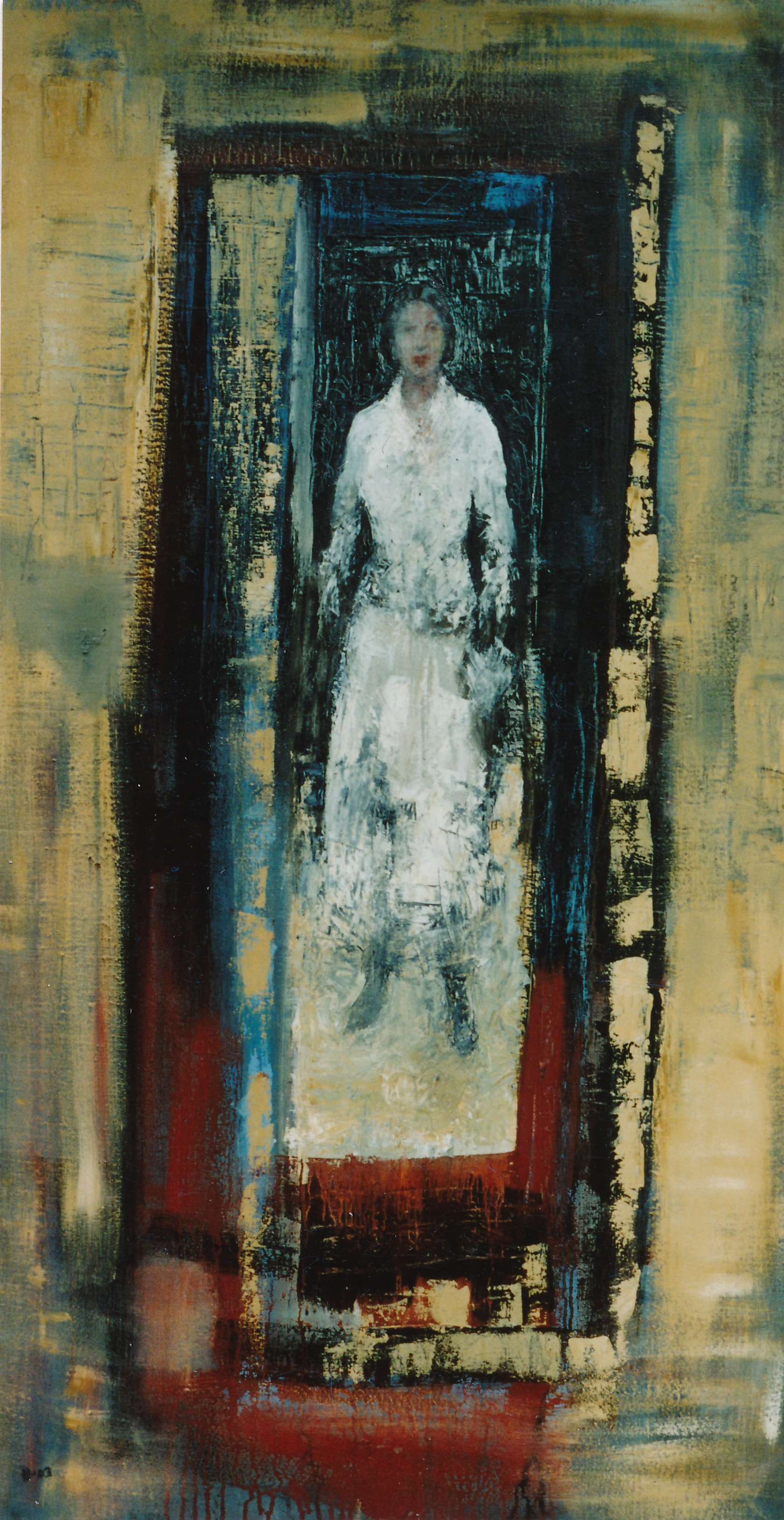 Atonement, 2003, oil on canvas, 80x150cm